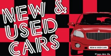 New & Used Cars  (Red)